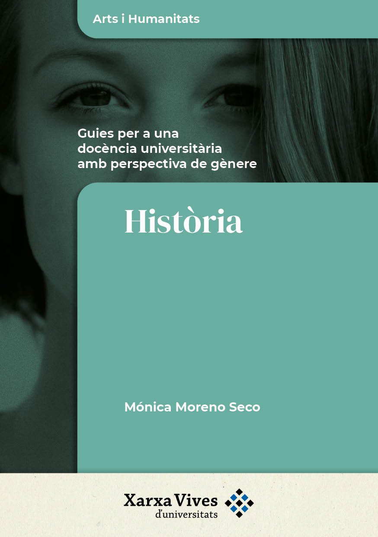 Book Cover: Història: guies per a una docència universitària amb perspectiva de gènere