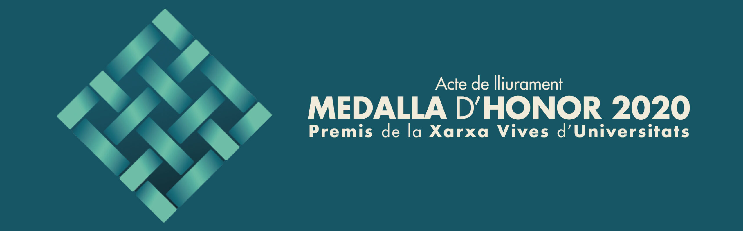 Capçalera web programa Medalles