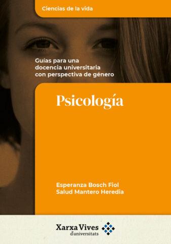 Psicología.Guias para una docencia universitaria con perspectiva de género