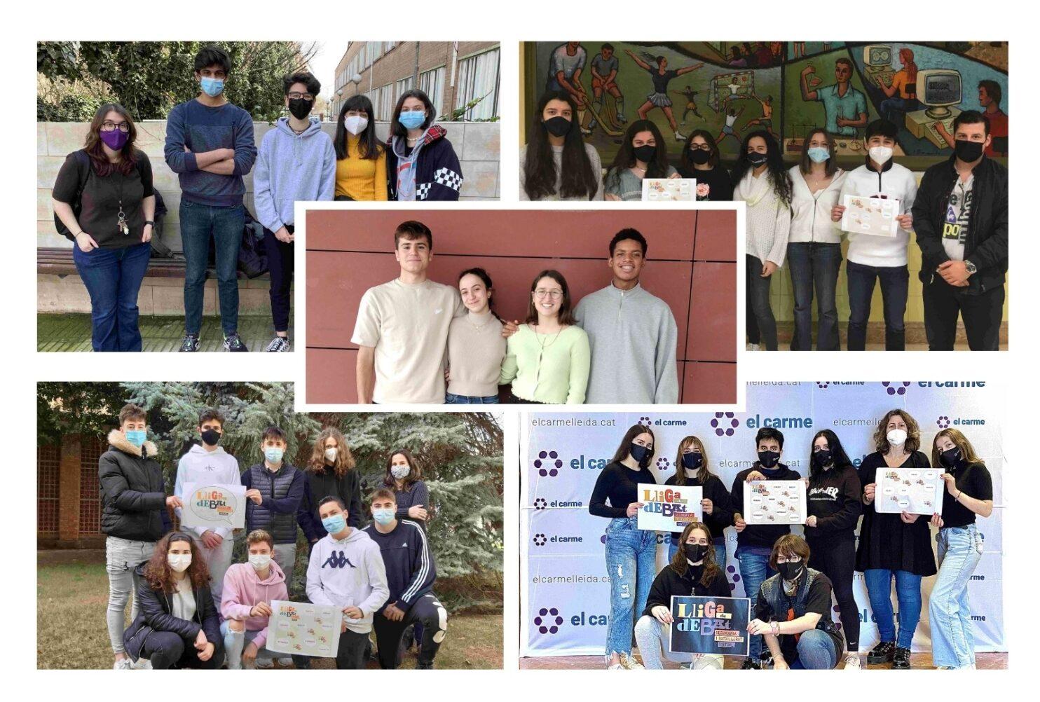 Composició fotos equips flocal UdL