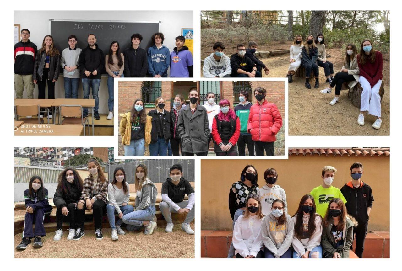 Composició fotos equips flocal UB