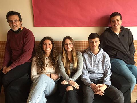 Escola Pia Calella, equip campió de la fase local de la UAO