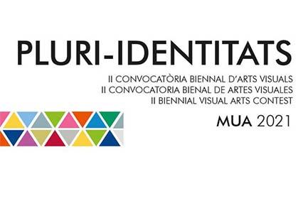 Pluri-identitats. II Convocatòria biennal d'arts visuals. UA