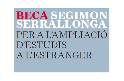 Beca Segimon Serrallonga