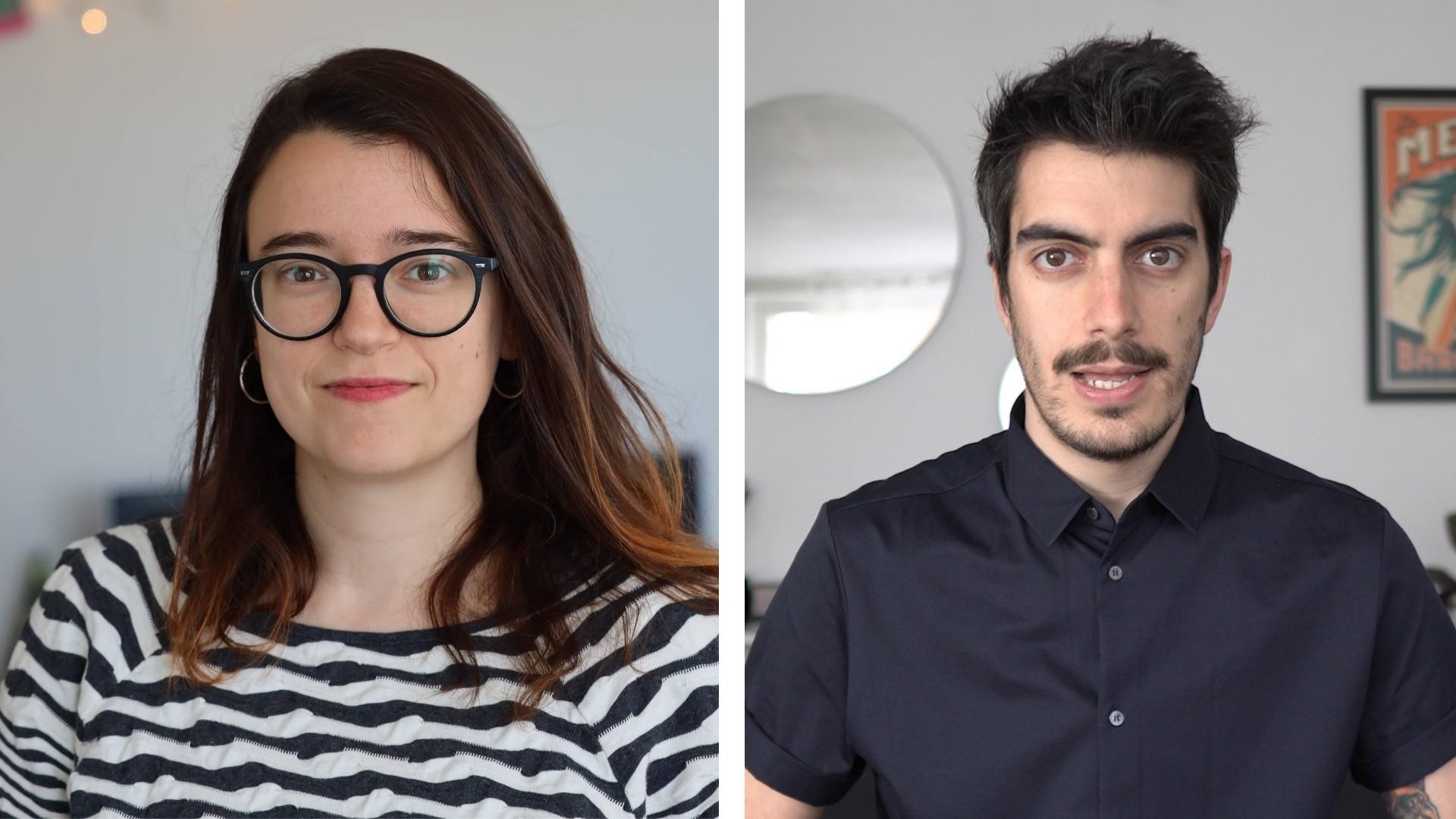 Guanyadors del I Premi a la creació de continguts audiovisuals en català, aranès i llengua de signes catalana (LSC) a les xarxes