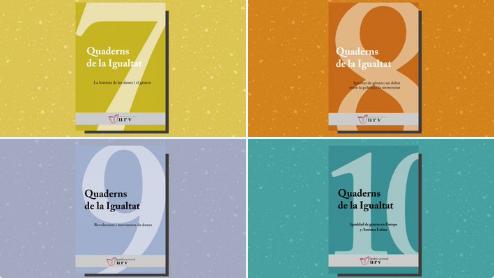 Quaderns d'igualtat URV