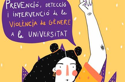Curs de prevenció, detecció e intervenció de la violència de gènere.URV
